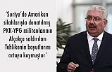 Semih Yalçın, Amerikan silahlarıyla donatılmış PKK-YPG militanlar...