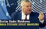 MHP'li Enginyurt, Bunlar Kader mahkumunun ötesinde devlet mahkumu