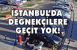 İstanbul'da 'Değnekçi'ye Engel!