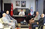 Kaymakamİbrahim EnginŞenay'a Yaşar Doğu Portresi
