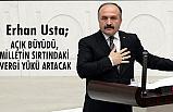 Samsun Milletvekili Erhan Usta; Ekonominin Bilançosu Ağır