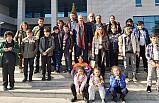 Sınıf Dışı Eğitim Etkinlikleri Topluluğu TBMM'yi gezdi