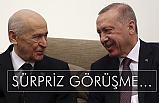 TBMM'de, Erdoğan - Bahçeli'den Sürpriz Görüşme