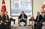 Vali Kaymak, Başkanlığında Güvenlik Toplantısı Gerçekleştirildi