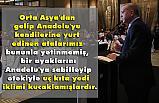 Erdoğan, Tarih Boyunca Olduğu Gibi Bugün de Avrupa'da Ev Sahibiyiz