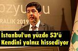 """İstanbulluların """"yalnızlık algısı"""" incelendi"""