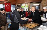 """Turgutlu'da, """"Paylaştıkça çoğalır, paylaştıkça aile oluruz"""" projesi"""