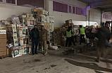 İlkadım Belediyesi'nin Yardım Aracı Elazığ'a Ulaştı