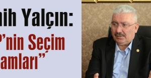 Semih Yalçın: AKP'nin Seçim Reklamları