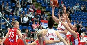 A Milli Kadın Basketbol Takımı, yarı final şansını kaybetti