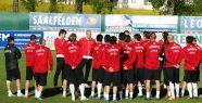 A Milliler İlk Maçını Gürcüstan İle oynayacak