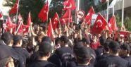 ABD Büyükelçiliğine protesto