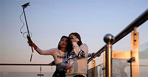 ABD'de selfie çubuğuna sınırlama geldi