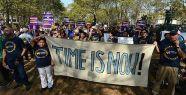 ABD'de göçmenlik reformu yürüyüşü