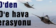 ABD'den IŞİD'e hava operasyonu