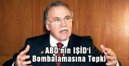 ABD'nin IŞİD'i Bombalamasına Tepki