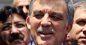 Abdullah Gül: Sadece cesaret verdim...