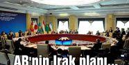 AB'nin Irak planı...