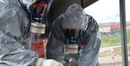 AFAD'tan şüpheli toz tatbikatı