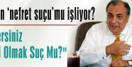 """""""Afedersiniz Ermeni Olmak Suç Mu?"""