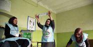 Afganistan'da seçim kampanyası...