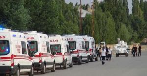 Ağrı'da çatışma çıktı. 3 terörist öldürüldü
