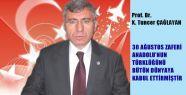 Ağustos Ay'ı Türk'ün Bereketli Ayıdır