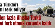 Ahıska Türkleri evlerini terk ediyor
