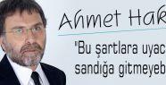 Ahmet Hakan'dan İlginç Çağrı