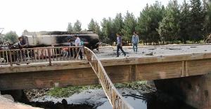 Ahmet Kaya Köprüsü'nü havaya uçurmak istediler