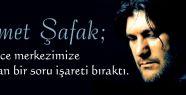 Ahmet Şafak'tan İnci Taneleri...