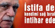 Ahmet Türk:İntihar Ederim