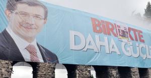 AK Parti pankartına vatandaş tepkisi