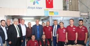 Akhisar MHP'yi Kucakladı