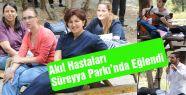 Akıl Hastaları Süreyya Parkı'nda Eğlendi