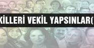 AKİLLERİ VEKİL YAPSINLAR(!)