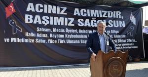 Akıncı: Ankara ağlıyorsa Lefkoşa gülemez
