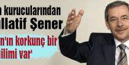 AKP Kurucularından Şener'den çarpıcı açıklama...