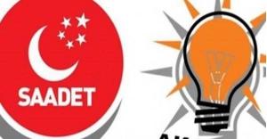 AKP-SP İTTİFAKINDAN SONUÇ ÇIKMADI