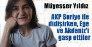 AKP Suriye ile didişirken, Ege ve Akdeniz'i gasp ettiler