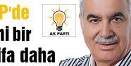 AKP'de yeni ber istifa daha