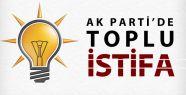 AKP'den 200 kişi istifa ederek MHP'ye geçti