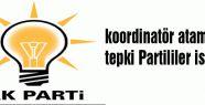 AKP'den 3 İstifa!