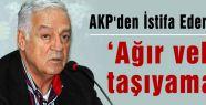 AKP'den İstifa Eden Fırat Açıklama Yaptı