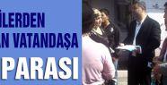AKP'den 'Oy Parası'