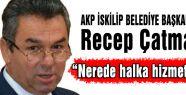 AKP'li Başkan
