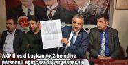 AKP'li eski başkan ihaleye fesat karıştırmaktan yargılanacak