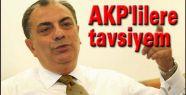 AKP'liler Türkeş Adını Ağzına alırken yüz kere düşünsün