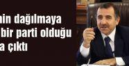 AKP'nin dağılmaya aday bir parti olduğu ortaya çıktı