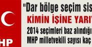 AKP'NİN KAYBETTİĞİ VEKİLLER MHP'YE...